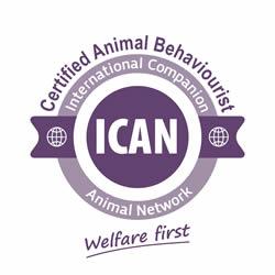 ICAN Certified Animal Behaviourist